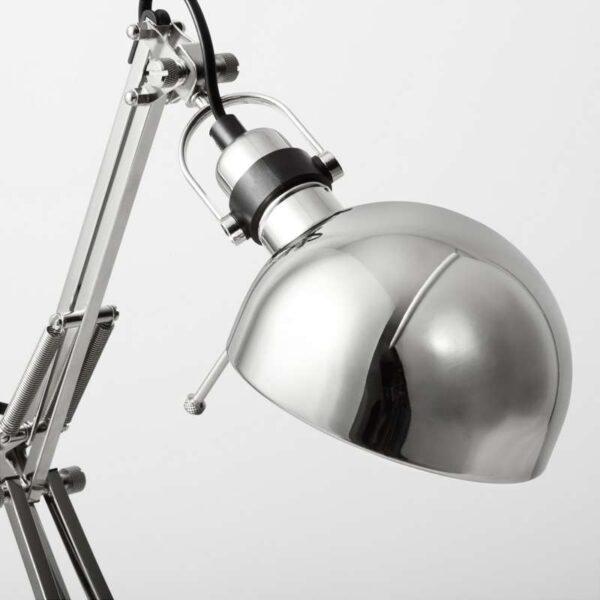 ФОРСО Лампа рабочая никелированный - Артикул: 203.605.67
