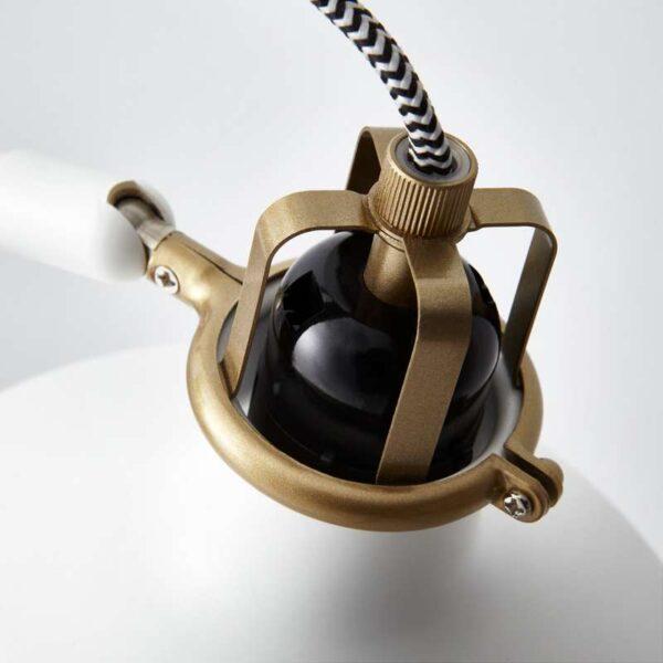 РАНАРП Лампа рабочая белый с оттенком - Артикул: 303.606.04