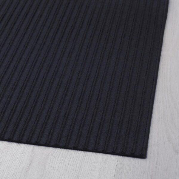 КРИСТРУП Придверный коврик темно-синий 35x55 см - Артикул: 703.924.53