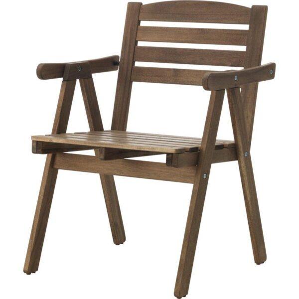 ФАЛЬХОЛЬМЕН Садовое кресло серо-коричневый - Артикул: 603.757.41