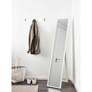ФЛАКНАН Зеркало напольное белый 30x150 см - Артикул: 303.792.22