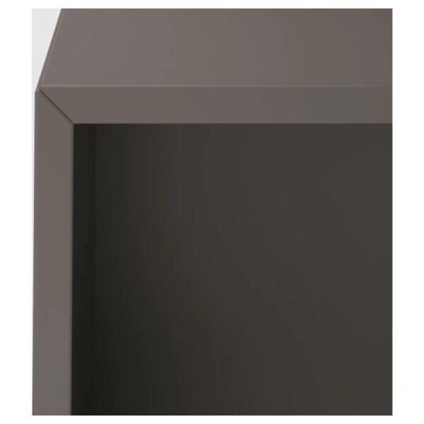 ЭКЕТ Комбинация настенных шкафов темно-серый 105x35x70 см - Артикул: 492.863.55