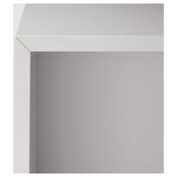ЭКЕТ Навесной модуль с 4 отделениями светло-серый 70x35x70 см - Артикул: 592.858.45
