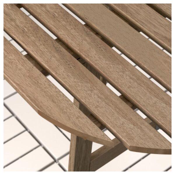 АСКХОЛЬМЕН Стол+1 складной стул, д/сада, - Артикул: 692.861.80