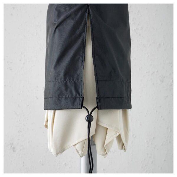 ТОСТЕРО Чехол на зонт от солнца, черный 160 см - Артикул: 203.762.62