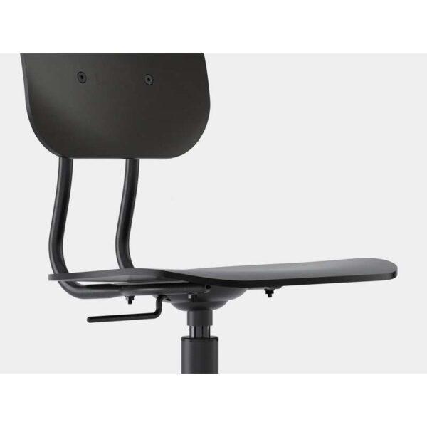 КУЛЛАБЕРГ Рабочий стул черный - Артикул: 403.730.31