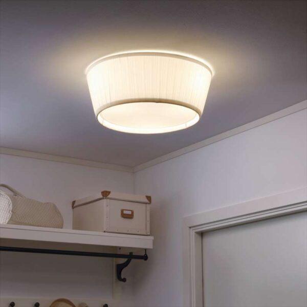 ОРСТИД Потолочный светильник белый 46 см - Артикул: 303.868.16