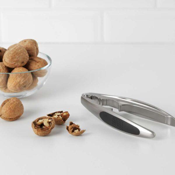 ОСТКЭКА Щипцы для орехов никелированный/черный - Артикул: 103.807.02