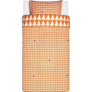 СТИЛЛСАМТ Пододеяльник и 1 наволочка, светло-оранжевый 150x200/50x70 см. Артикул: 703.586.61