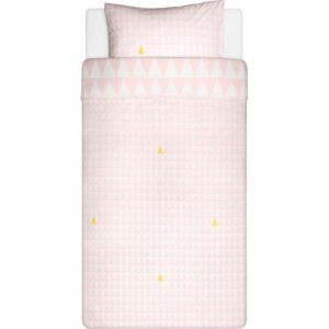 СТИЛЛСАМТ Пододеяльник и 1 наволочка, светло-розовый 150x200/50x70 см. Артикул: 803.586.70