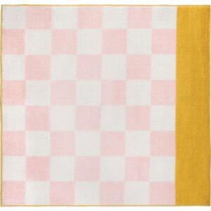 СТИЛЛСАМТ Ковер, длинный ворс розовый 133x140 см - Артикул: 303.586.82