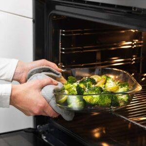 ФОЛЬСАМ Форма для духовки прозрачное стекло 24.5x24.5 см - Артикул: 103.721.46