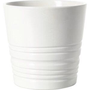 МУСКОТ Кашпо белый 9 см - Артикул: 203.781.95