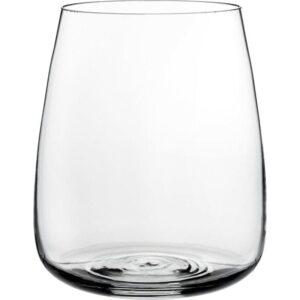 БЕРЭКНА Ваза прозрачное стекло 18 см - Артикул: 803.782.44