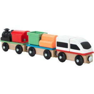 ЛИЛЛАБУ Поезд 3 вагона - Артикул: 703.627.95