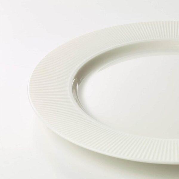 ОФАНТЛИГТ Тарелка белый 28 см - Артикул: 403.624.24
