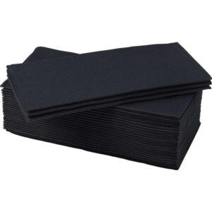 МОТТАГА Салфетка бумажная черный 38x38 см - Артикул: 703.903.31