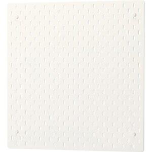 СКОДИС Настенная панель белый 56x56 см - Артикул: 903.621.34