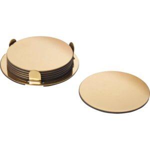 ГЛАТТИС Подставки и держатель желтая медь 8.5 см 6 шт - Артикул: 503.501.09