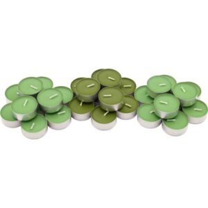 СИНЛИГ Свеча греющая ароматическая Яблоко и груша/зеленый - Артикул: 003.500.60
