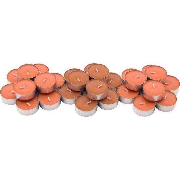 СИНЛИГ Свеча греющая ароматическая Персик и апельсин/оранжевый - Артикул: 403.500.63