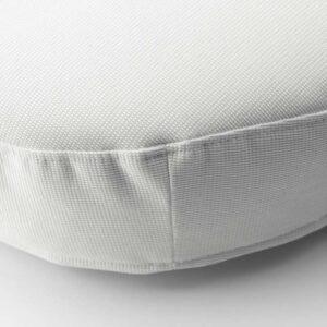 СТОКГОЛЬМ 2017 Комплект подушек-сидений н кресло Рёстонга белый - Артикул: 803.611.11