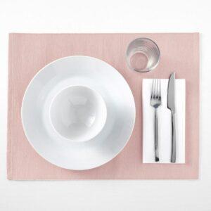 МЭРИТ Салфетка под прибор розовый 35x45 см - Артикул: 603.790.27