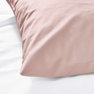 ДВАЛА Наволочка, светло-розовый 50x70 см. Артикул: 903.576.89