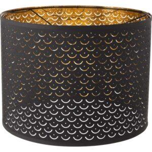 НИМО Абажур черный/желтая медь 44 см - Артикул: 603.772.12