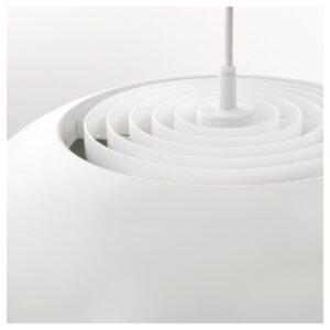 НИМОНЕ Подвесной светильник белый - Артикул: 504.071.44