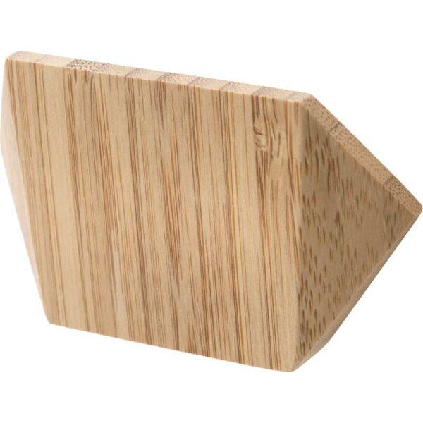 СКУГГИС Крючок бамбук 9.8x5.7 см - Артикул: 003.610.92