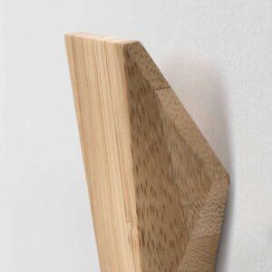 СКУГГИС Крючок бамбук 5.4x7 см - Артикул: 203.610.91