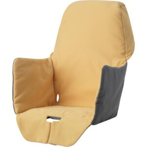 ЛАНГУР Мягкий чехол высокого стульчика желтый | Артикул: 803.526.49