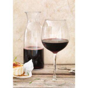 ХЕДЕРЛИГ Бокал для красного вина прозрачное стекло 59 сл - Артикул: 703.720.87