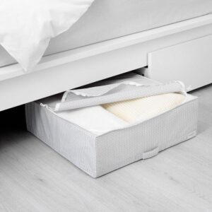 СТУК Сумка для хранения белый/серый 55x51x18 см - Артикул: 103.642.74