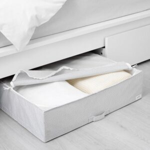 СТУК Сумка для хранения белый/серый 71x51x18 см - Артикул: 503.642.67