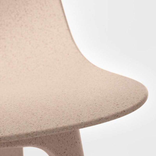 ЭКЕДАЛЕН / ОДГЕР Стол и 4 стула коричневый/белый бежевый 120/180 см - Артикул: 792.292.07