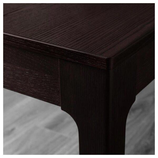 ЭКЕДАЛЕН Барный стол, темно-коричневый 120x80 см - Артикул: 704.005.23