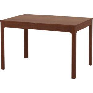 ЭКЕДАЛЕН Раздвижной стол коричневый 120/180x80 см - Артикул: 403.578.23