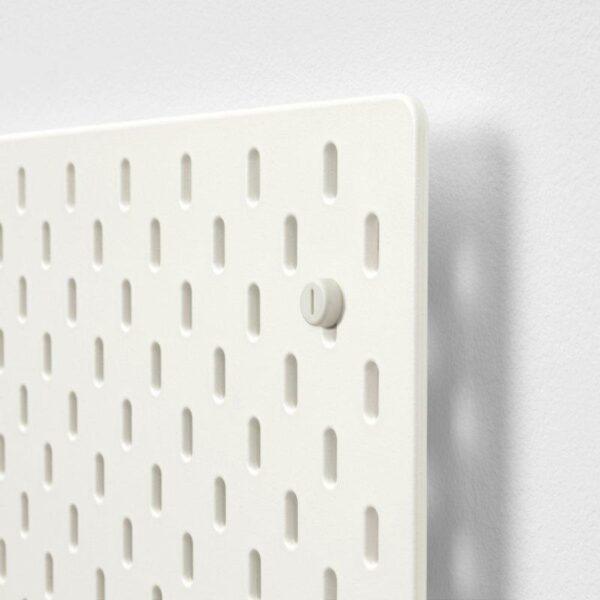 СКОДИС Настенная панель белый 36x56 см - Артикул: 503.621.31