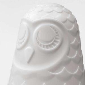 СОЛБУ Лампа настольная белый/сова - Артикул: 803.256.94