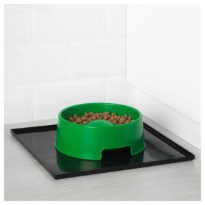 ЛУРВИГ Миска для медленного поедания корма, зеленый 1.2 л - Артикул: 204.442.42