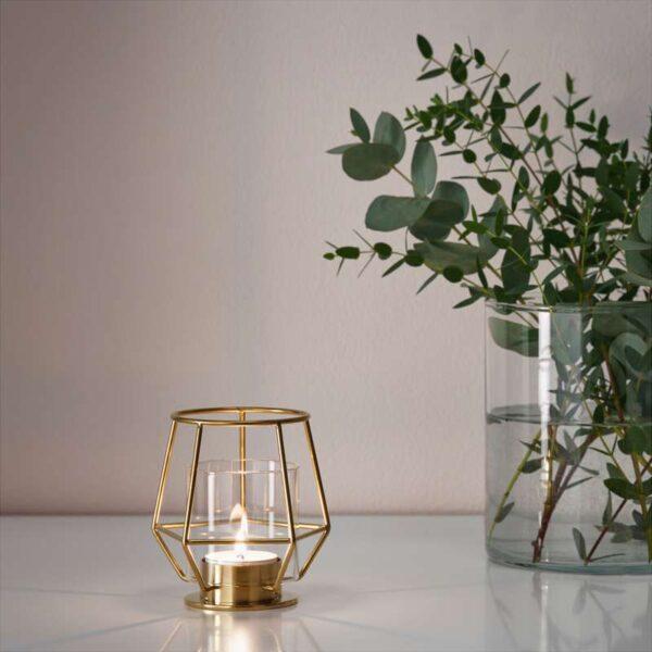 ПЭРЛЬБАНД Подсвечник для греющей свечи 10 см - Артикул: 903.500.94