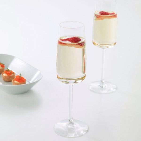 ДЮГРИП Бокал для шампанского прозрачное стекло 25 сл - Артикул: 303.624.48