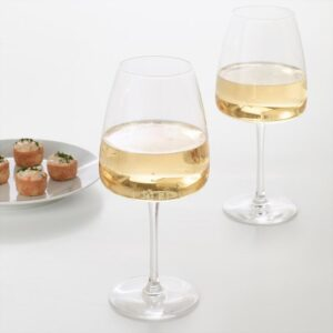 ДЮГРИП Бокал для красного вина прозрачное стекло 58 сл - Артикул: 203.624.63