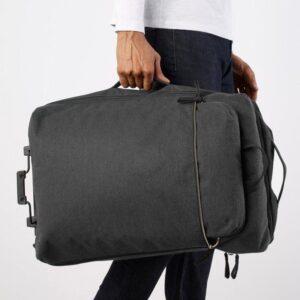ФОРЕНКЛА Сумка на колесиках и рюкзак темно-серый - Артикул: 203.667.29