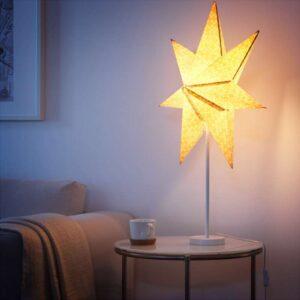 СТРОЛА Основание настольной лампы белый - Артикул: 503.630.41