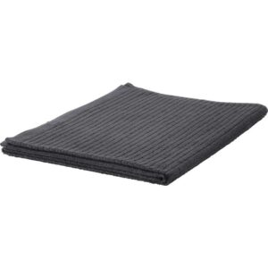 ВОГШЁН Простыня банная темно-серый 100x150 см - Артикул: 303.536.13