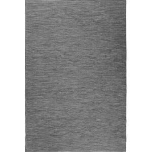 ХОДДЕ Ковер безворсовый, д/дома/улицы серый/черный 200x300 см - Артикул: 403.708.53