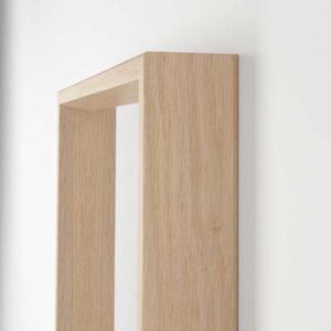НИССЕДАЛЬ Зеркало под беленый дуб 40x150 см - Артикул: 403.908.70